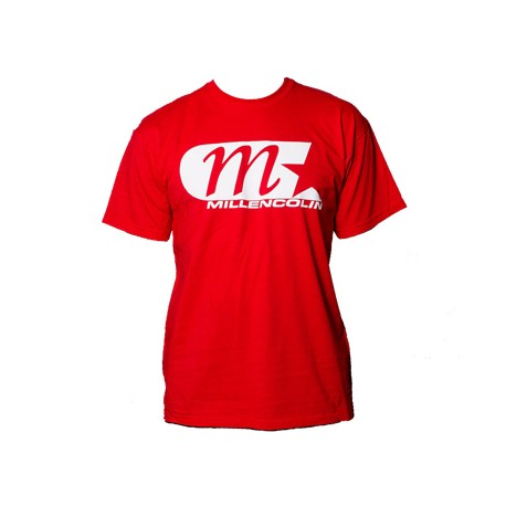 T-Shirt Millencolin - M Star (Red)