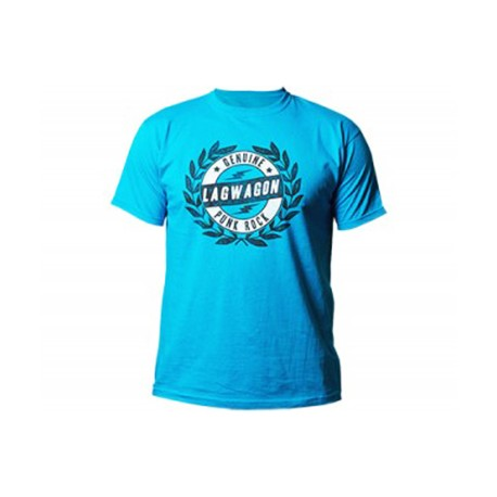 T-Shirt Lagwagon - Crest