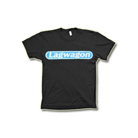 T-Shirt Lagwagon - Blue Logo