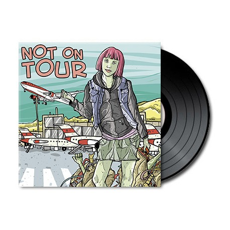 Not On Tour - ST + EP (Vinyl)