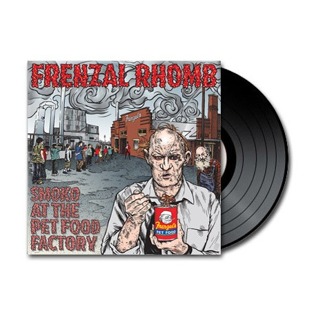 Frenzal Rhomb - Smoko at the Pet Food Factory (Vinyl)