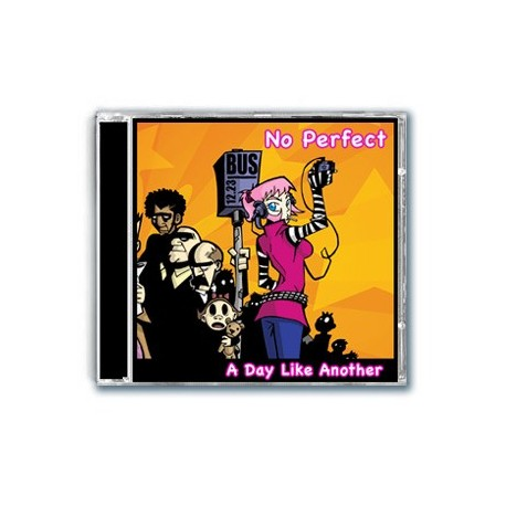 No Perfect - A Day Like Another (CD)