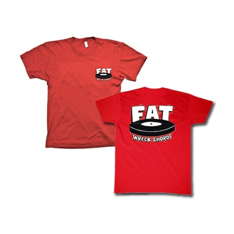 T-Shirt Fat Wreck Chords - Logo (Red)
