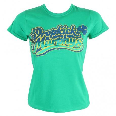 T-Shirt Dropkick Murphys - Script (Girls)