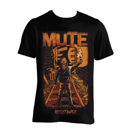 T-Shirt Mute - Resistance