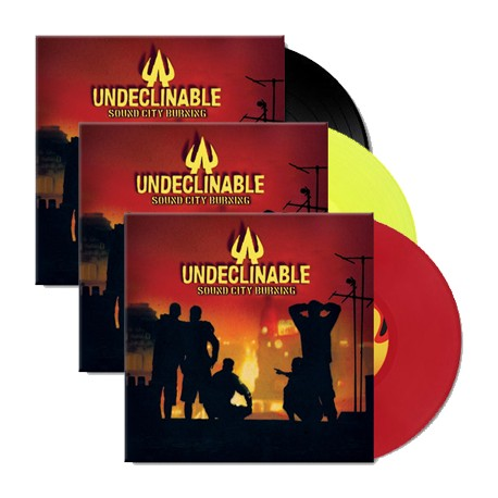 Winter sales - Undeclinable Ambuscade 3 vinyl Pack !