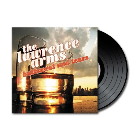 The Lawrence Arms - Buttsweat and Tears (Vinyl)