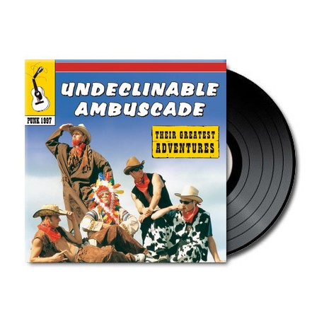 Undeclinable Ambuscade - Their Greatest Adventures (Vinyl)