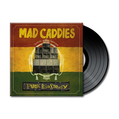 Mad Caddies - Punk RockSteady (Vinyl)