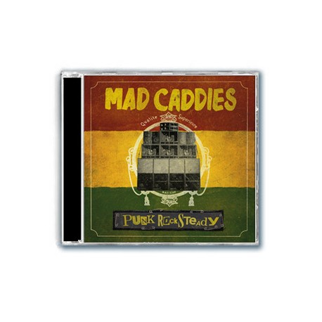 Mad Caddies - Punk RockSteady (CD)