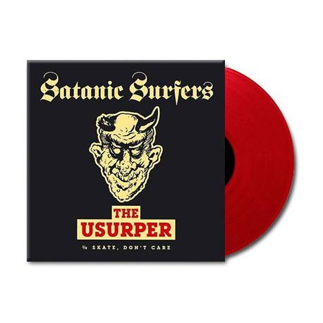 Satanic Surfers - The Usurper (Colored Vinyl)