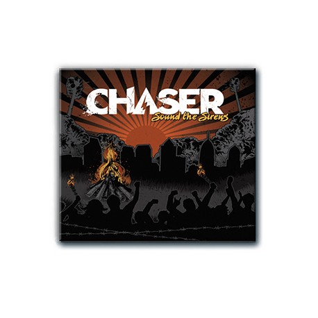 Chaser - Sound The Sirens (Digipack CD)