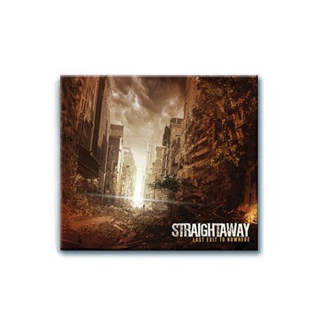 Straightaway - Last Exit To Nowhere (CD)