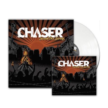 Chaser - Sound The Sirens (Bundle CD + Vinyl 2)