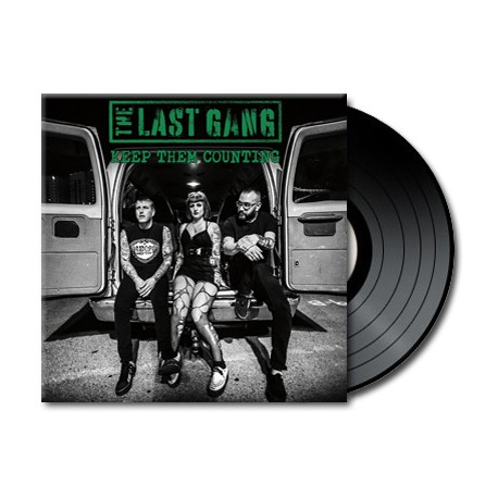 The Last Gang - Keep Them Counting (Vinyl)