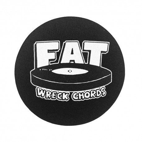Fat Wreck Slipmat (Black and White)