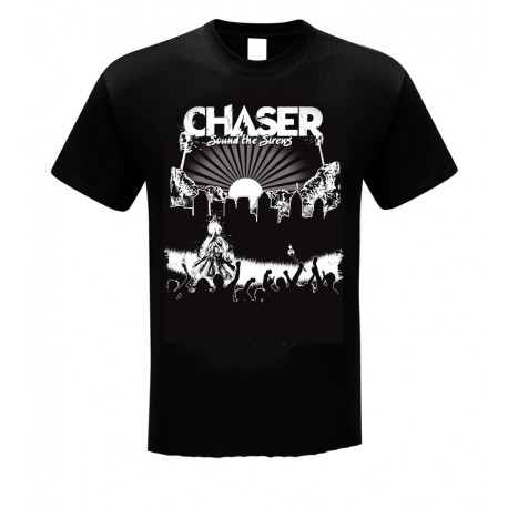 T-Shirt CHASER - Sound The Sirens (Limited Edition)