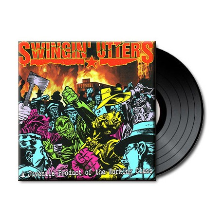 Swingin' Utters - A Juvenile Product Of The Working Class (Vinyl)