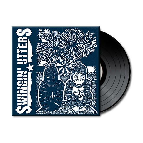 Swingin' Utters - Peace and Love (Vinyl)