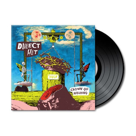 Direct Hit - Crown of Nothing (Vinyl)
