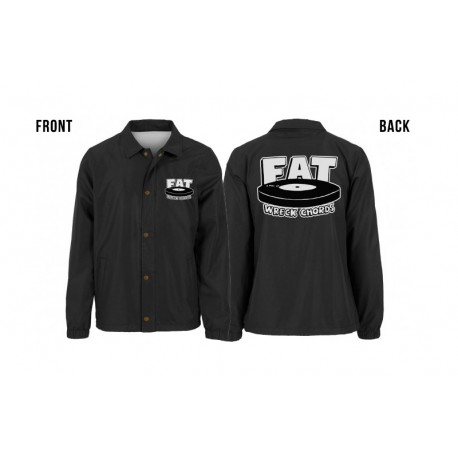 Fat Wreck Chords Windbreaker Jacket