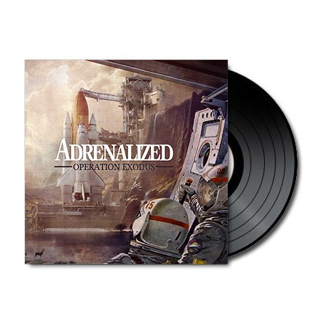 Adrenalized - Operation Exodus (Vinyl)