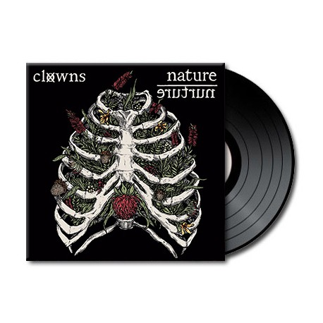 Clowns - Nature / Nurture (Vinyl)