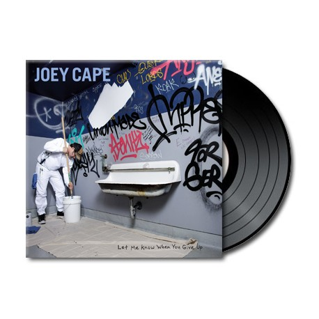 Joey Cape - Let Me Know When You Give Up (Vinyl)