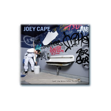 Joey Cape - Let Me Know When You Give Up (CD)