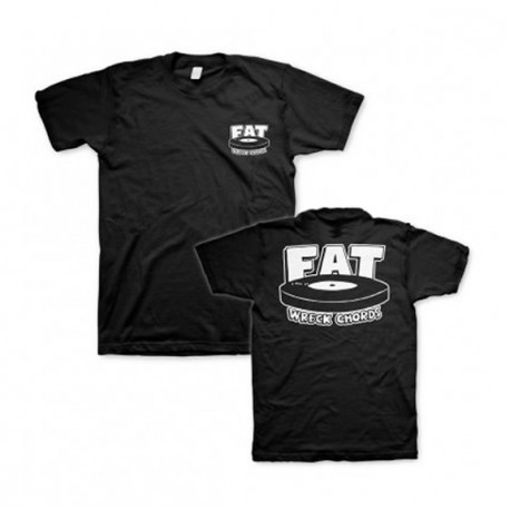 T-Shirt Fat Wreck Chords - Logo (Black)