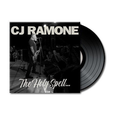 CJ Ramone - The Holy Spell (Vinyl)