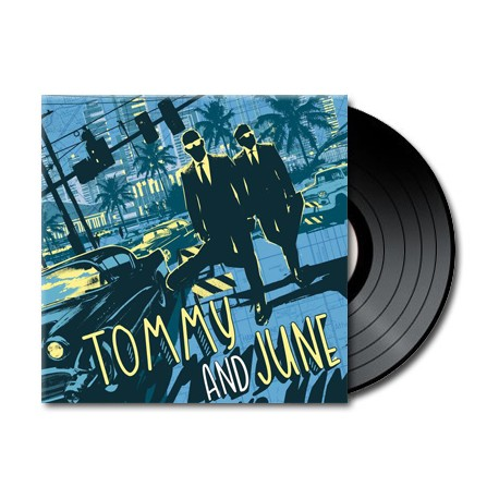Tommy and June - Tommy and June (Vinyl)