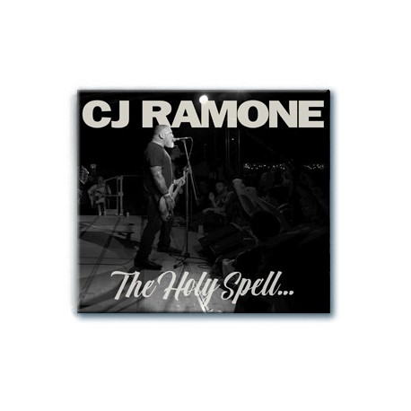 CJ Ramone - The Holy Spell (CD)