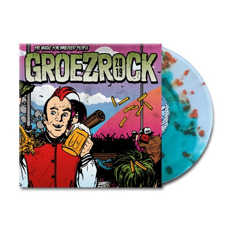 Fat Music For Wrecked People - Groezrock 2019 (Lagoon Color Vinyl)