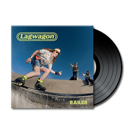 Lagwagon - Railer (Vinyl)