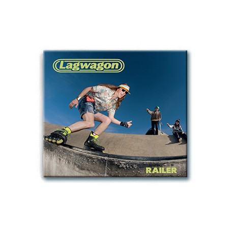 Lagwagon - Railer (CD)