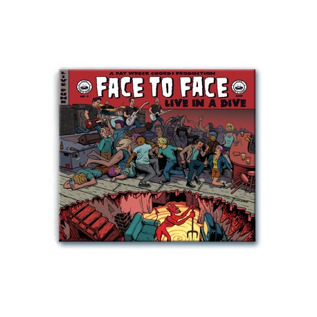 Face To Face - Live In A Dive (CD)