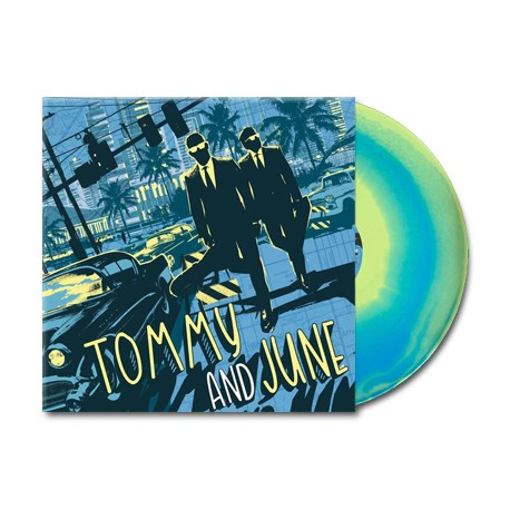 Tommy and June - Tommy and June (Colored Vinyl)