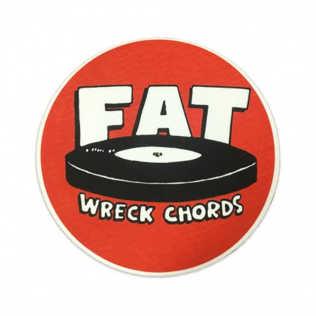 Fat Wreck Slipmat (Red)