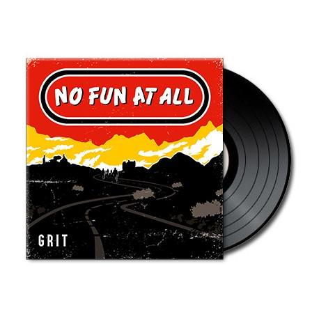 No Fun At All - Grit (Vinyl)