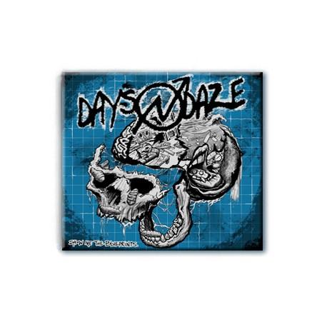 Days N Daze - Show Me The Blueprints (CD)