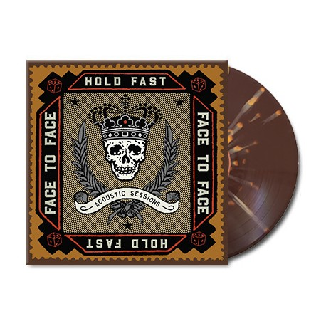 Face To Face - Hold Fast (Acoustic Sessions) (Colored Vinyl)