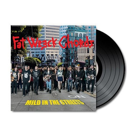Mild In The Streets - Fat Music Unplugged (Vinyl)