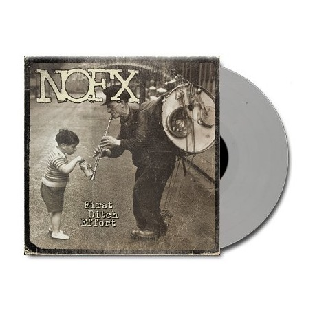 NOFX - First Ditch Effort (Limited colored vinyl version 1)