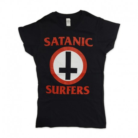 T-Shirt Satanic Surfers - Hate Your Idols (Girls)