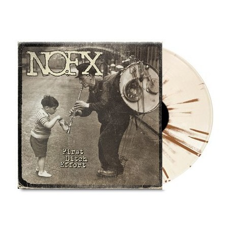 NOFX - First Ditch Effort (Limited colored vinyl version 2)