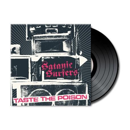 Satanic Surfers - Taste The Poison (Vinyl)