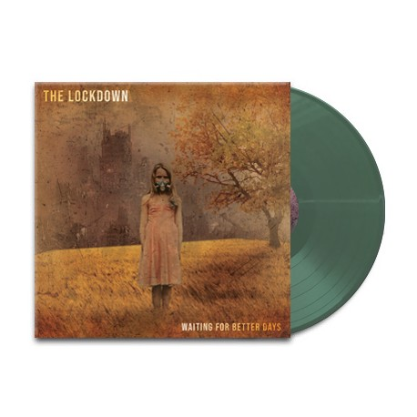 The Lockdown - Waiting For Better Days (Eco-Mix Green / Grey Vinyl)