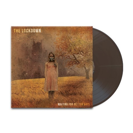 The Lockdown - Waiting For Better Days (Eco-Mix Brown / Red Vinyl)