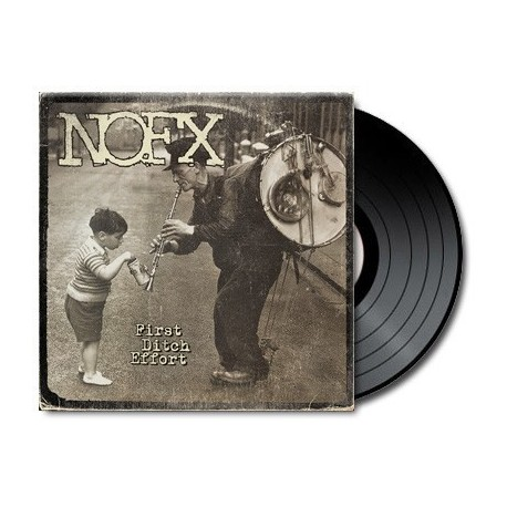 NOFX - First Ditch Effort (Vinyl)